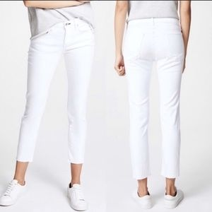 Rag and Bone Dre Capri Jeans - Skinny Crop